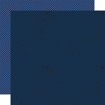Lily Bee - Double Duch - Stationery Paper - Blueberry